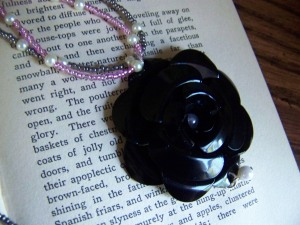Emily Flower Necklace