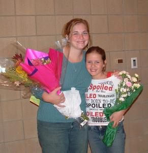 """After a performance of my children's play """"Two Sides of an Island"""""""