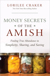 This is likely the only Amish themed book you'll ever see me recommending. But this one is all about how to be money wise like the Amish. This witty book is great for the person seeking a simpler life.