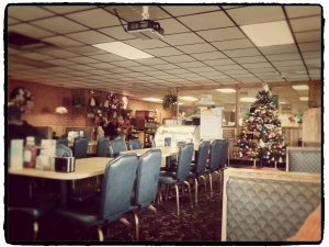 Jackies diner dining room