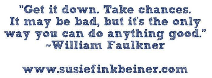 William Faulkner susie blog