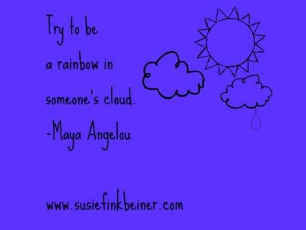 Maya rainbow