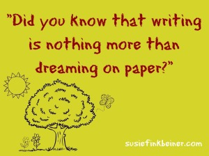dreaming on paper