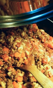 Goulash is always better the second time. Make enough so you have leftovers!