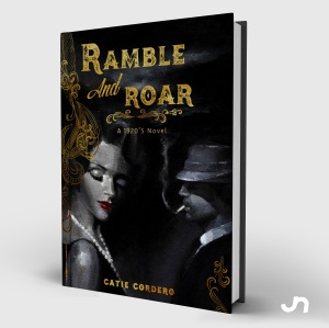 3D Ramble and Roar Book